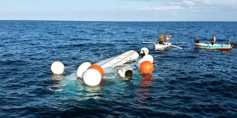 Ανείπωτη τραγωδία: Δύο παιδιά ανάμεσα στους 7 νεκρούς μετανάστες σε ναυάγιο