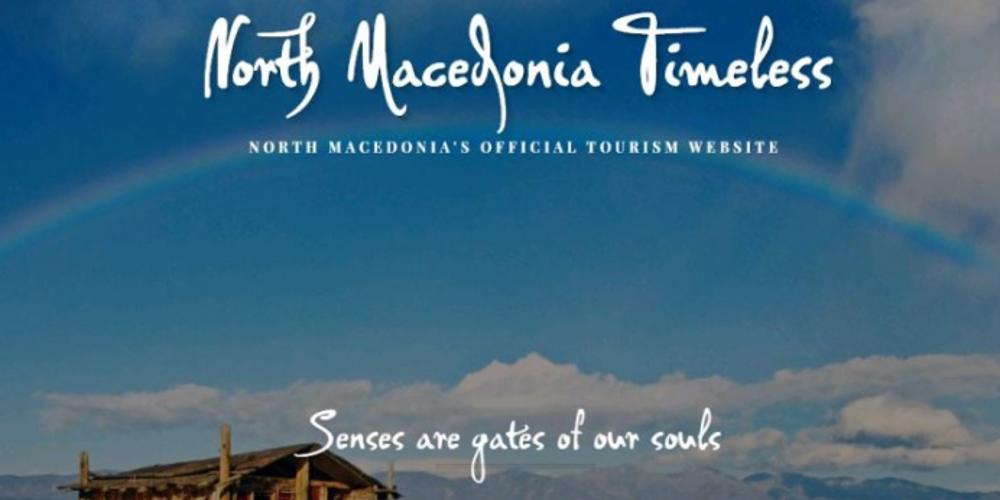 Μετά την κατακραυγή από την αντιπολίτευση οι Σκοπιανοί άλλαξαν το τουριστικό τους σλόγκαν