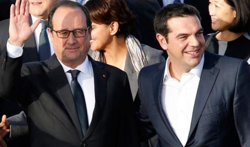 Μέρκελ– Ολάντ: Ο άγνωστος διάλογος για το Grexit μετά το δημοψήφισμα
