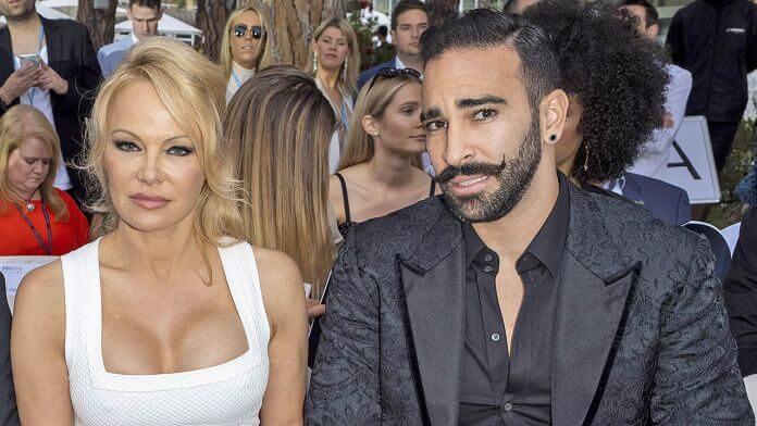 Τι απάντησε ο Adil Rami μετά την ανάρτηση-κόλαφο της Pamela Anderson για τη σχέση τους