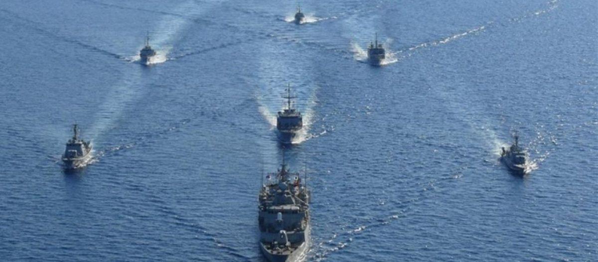 Τουρκικές ειρωνίες για την άσκηση «Καταιγίδα»: «Έχουν τα μισά πλοία από εμάς – Δεν έχουν ούτε drones»