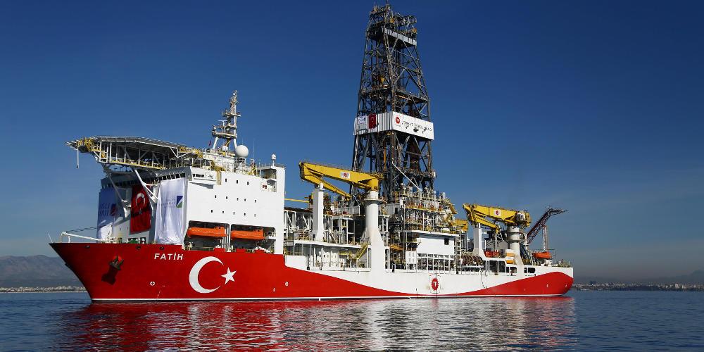 Ακάθετοι οι Τούρκοι: «Έχει κάνει γεώτρηση ο Πορθητής – Στέλνουμε και το Γιαβούζ»