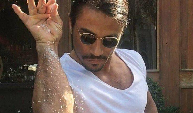 O Salt Bae άνοιξε εστιατόριο στη Μύκονο!