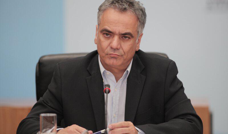 Σκουρλέτης: «Την άλλη Δευτέρα ο πρωθυπουργός στον Πρόεδρο της Δημοκρατίας»