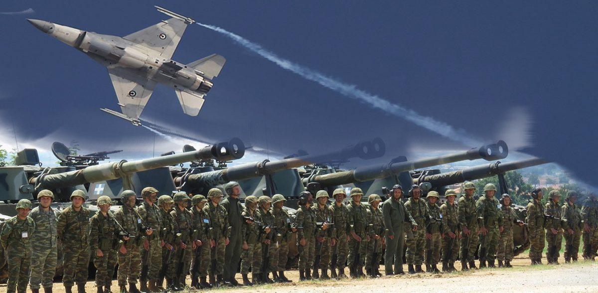 Οι ισχυρότεροι στρατοί στον κόσμο – Πού βρίσκονται Ελλάδα και Τουρκία