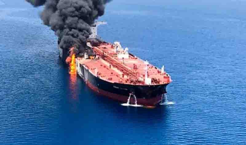 Τρόμος στον πλανήτη: Ποιος χτύπησε τα τάνκερ – Στρατιωτική σύγκρουση φοβούνται οι Γερμανοί – Απογειώθηκαν οι τιμές πετρελαίου
