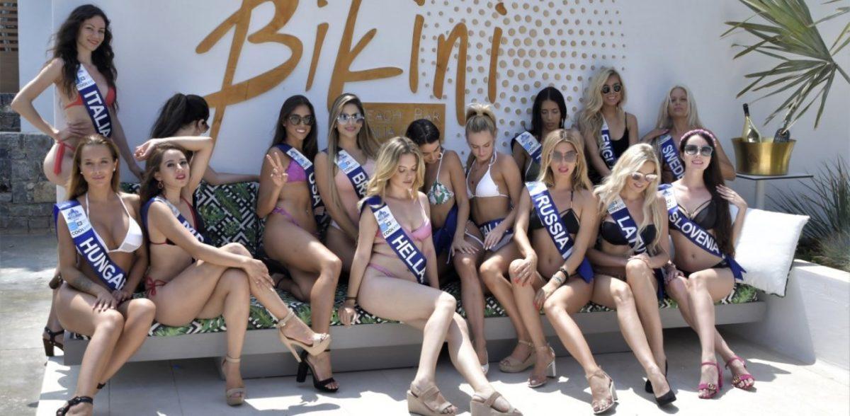 H λογίστρια από την Κρήτη που διεκδικεί το στέμμα της Μις Παγκόσμιος Τουρισμός