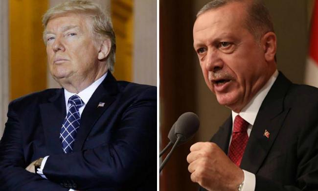 Ιγνατίου: Εκρηκτικό και επικίνδυνο το σκηνικό πριν από τη συνάντηση Ερντογάν – Τραμπ