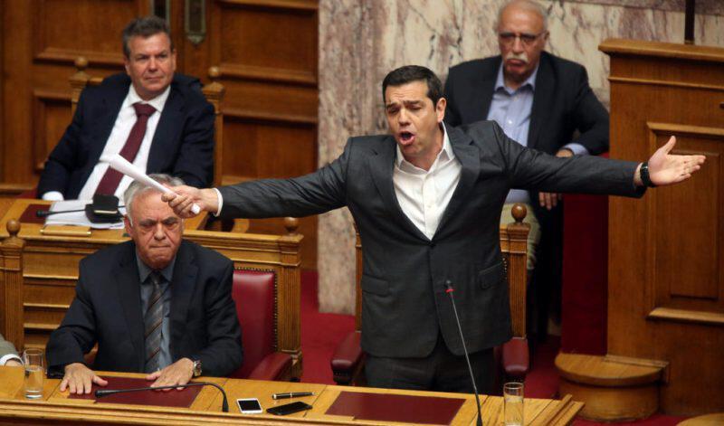 """Νέο κύμα τροπολογιών στην Βουλή-""""Άνοιγμα"""" Τσίπρα και σε Βορειοηπειρώτες!"""