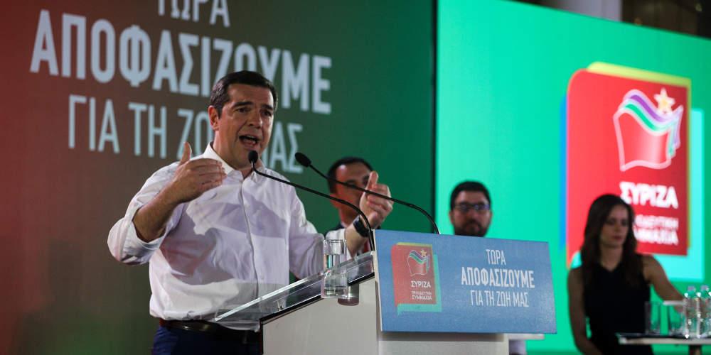 Κοροϊδία Τσίπρα: Ό,τι κατήργησε την Παρασκευή, το… υποσχέθηκε τη Δευτέρα