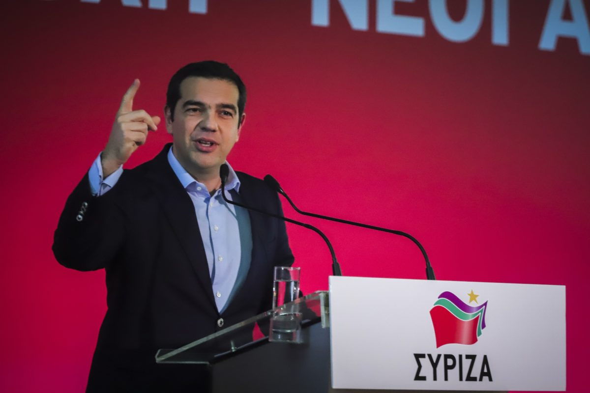 Τσίπρας: Στις 7 Ιουλίου οι εθνικές εκλογές
