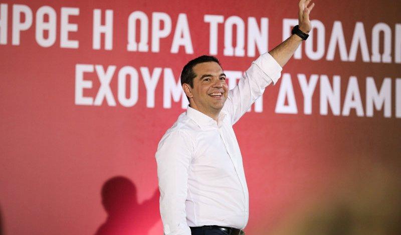 Αυτό είναι το πρόγραμμα του ΣΥΡΙΖΑ-Προοδευτική Συμμαχία για την επόμενη τετραετία