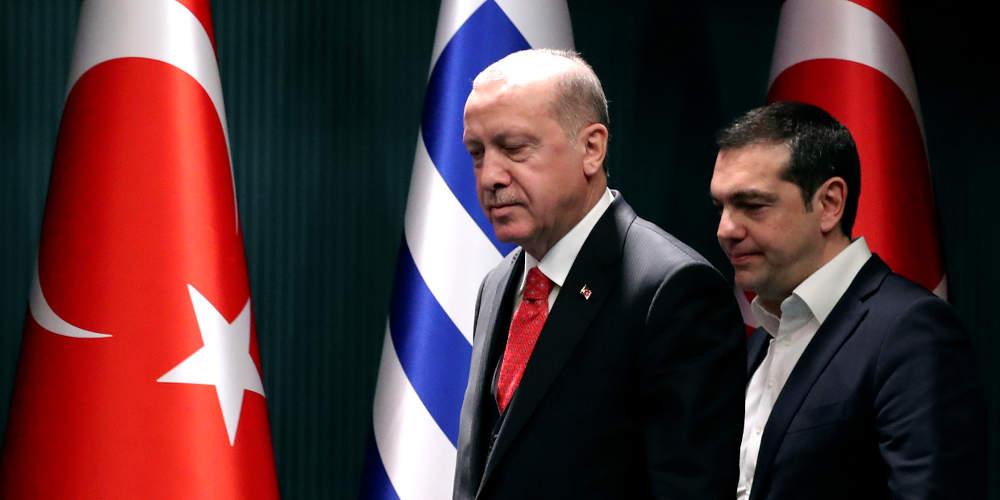 Πρόκληση Ερντογάν: «Τσίπρα, ό,τι και να λες, εμείς θα κάνουμε γεωτρήσεις»