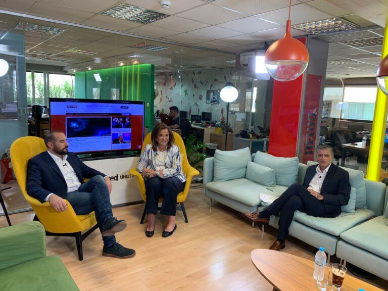 Debate: Τζανακόπουλος και Μπακογιάννη διασταυρώνουν τα ξίφη τους!