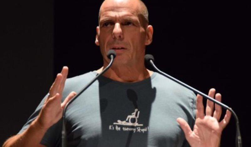 Κατηγορηματικός ο Βαρουφάκης: Καμία συνεργασία με ΣΥΡΙΖΑ και ΝΔ