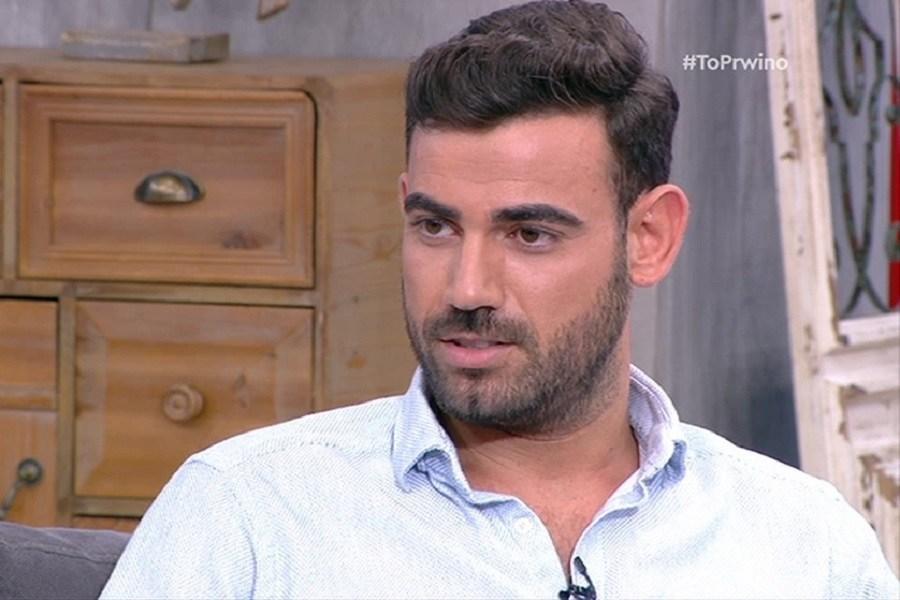 Νίκος Πολυδερόπουλος: Δεν ήθελα στην αρχή να κάνω τον ρόλο του «Ορφέα» αλλά με έπεισε ο Ανδρέας Γεωργίου (video)