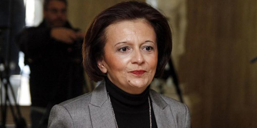 Η Μαρίνα Χρυσοβελώνη «κατεβαίνει» υποψήφια με τον ΣΥΡΙΖΑ στις εθνικές εκλογές