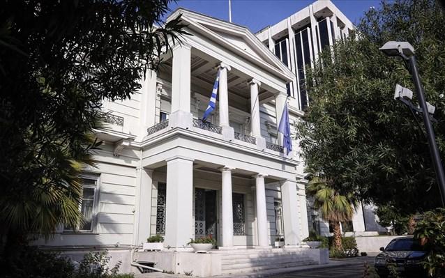 Απάντηση ΥΠΕΞ στον Τσαβούσογλου: Αδιαμφισβήτητο το καθεστώς των νησιών στο Αιγαίο