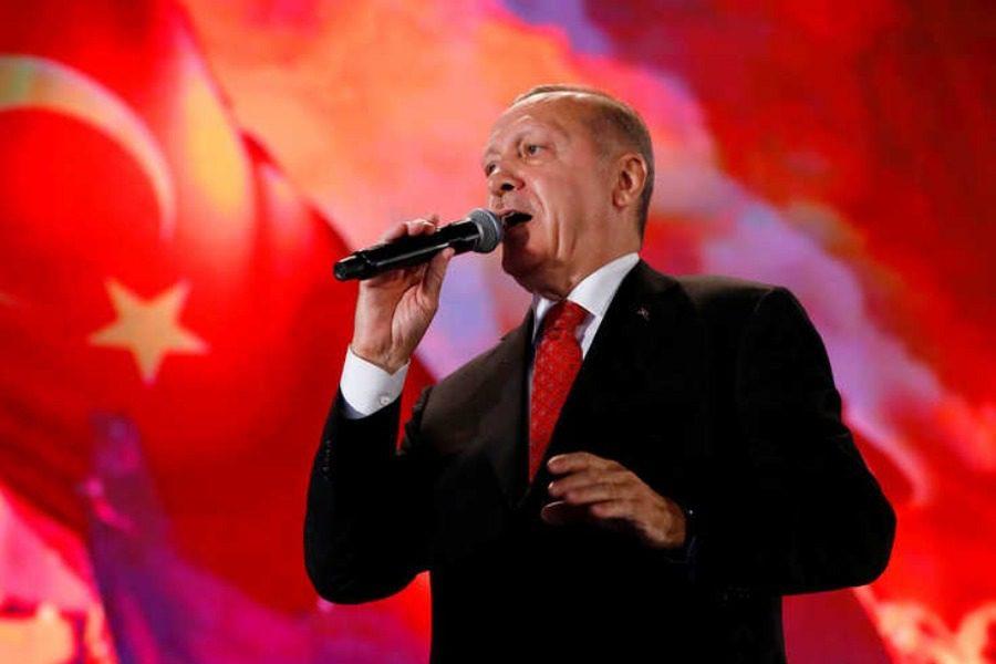 Προκλητικός Ερντογάν στην επέτειο της εισβολής: Μπορούμε να κάνουμε τα ίδια