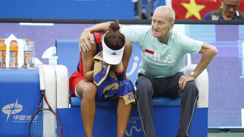 Μεγάλη απώλεια για το παγκόσμιο Τένις: Πέθανε ο Πίτερ ΜακΝαμάρα