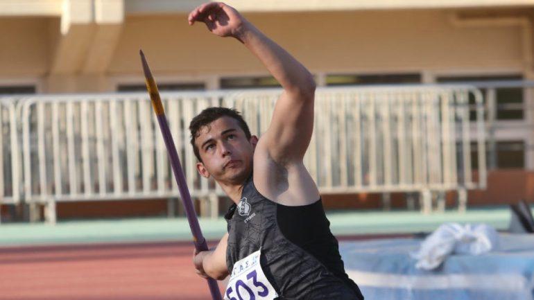 Πρωταθλητής ανδρών ένας… Ηρακλειώτης έφηβος !