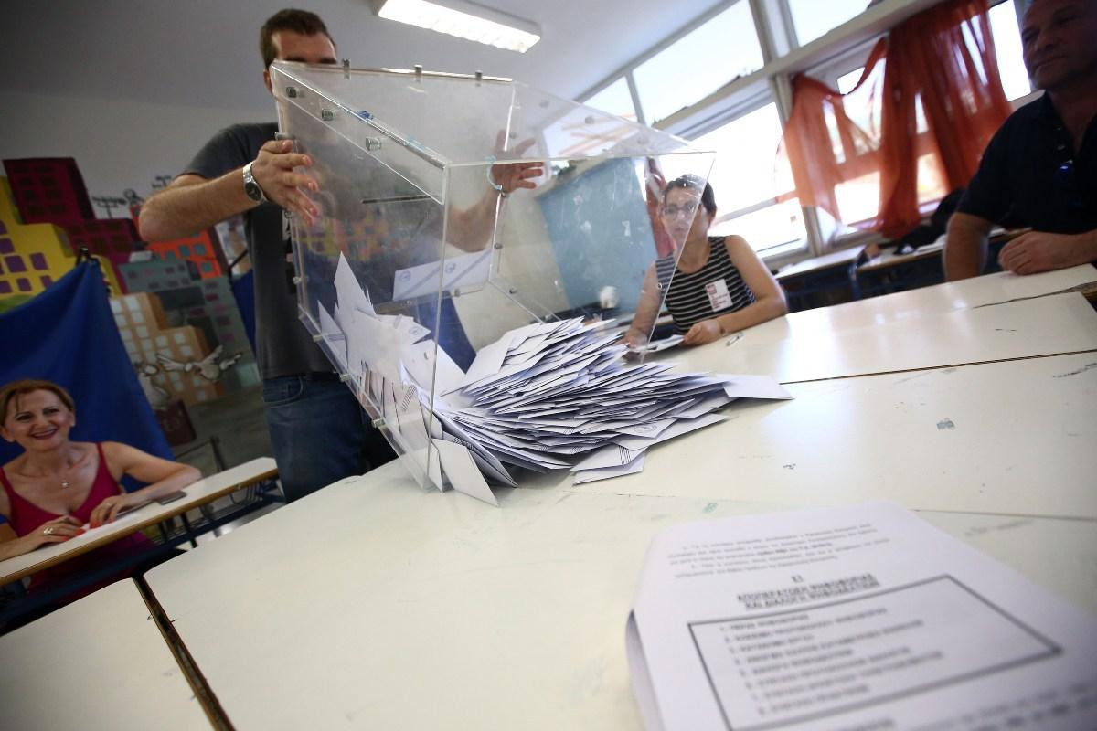 Εκλογές 2019: Στη δημοσιότητα το τελικό exit poll – ΝΔ 38,5% – 41,5%, ΣΥΡΙΖΑ 27% – 30%