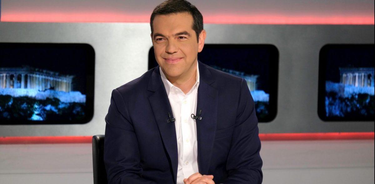 Η τελευταία συνέντευξη Τσίπρα πριν από τις εκλογές