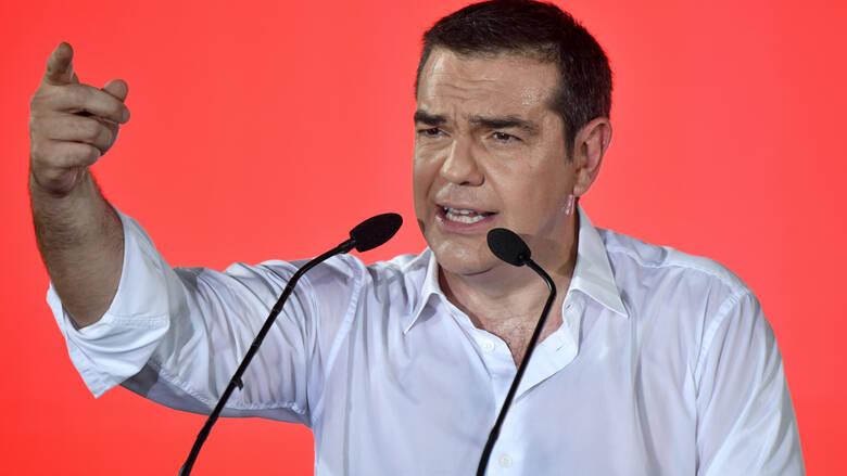 Αλλάζει πρόσωπα και κατεύθυνση στον ΣΥΡΙΖΑ ο Αλέξης Τσίπρας