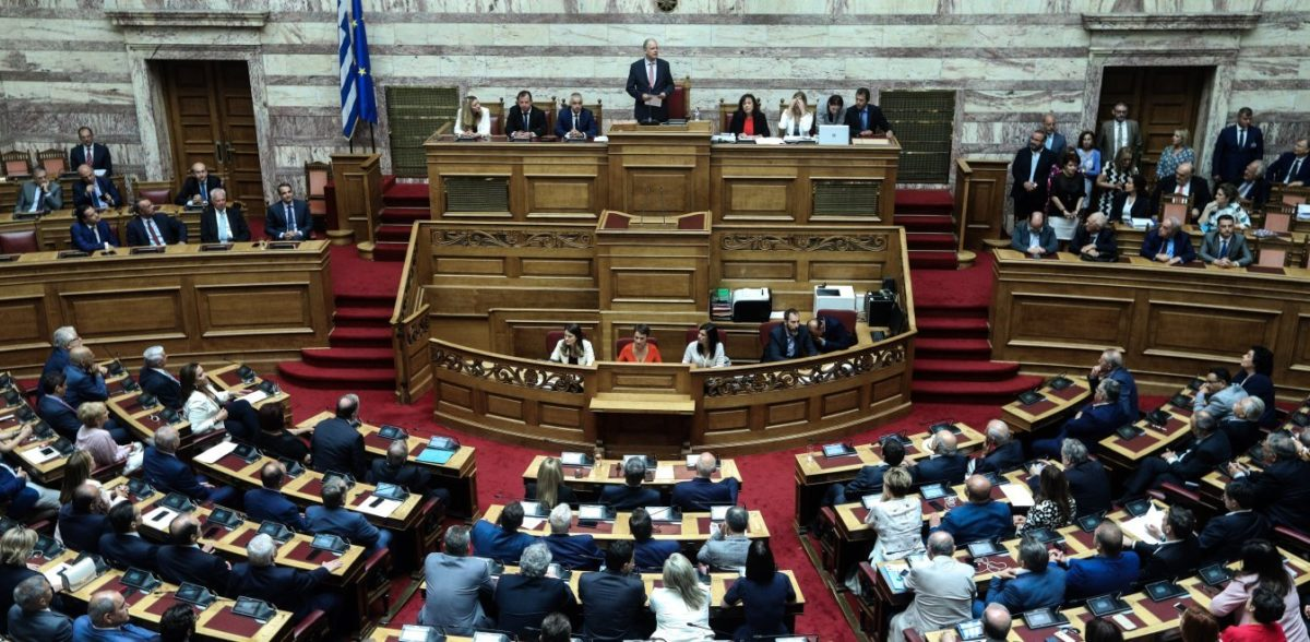 Live – Προγραμματικές δηλώσεις: Η πρώτη μετεκλογική μάχη Μητσοτάκη – Τσίπρα