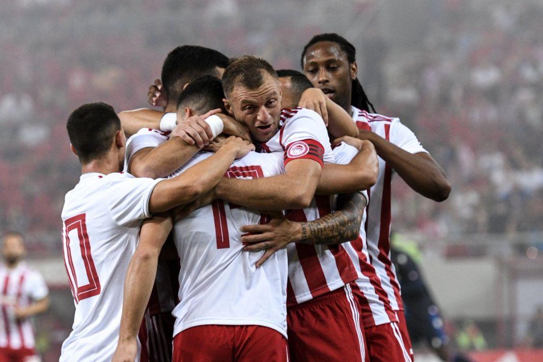 Ολυμπιακός – Νότιγχαμ Φόρεστ 3-0