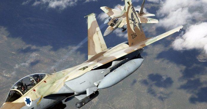 Νέα ισραηλινή επιδρομή στην Συρία… νεκροί & τραυματίες