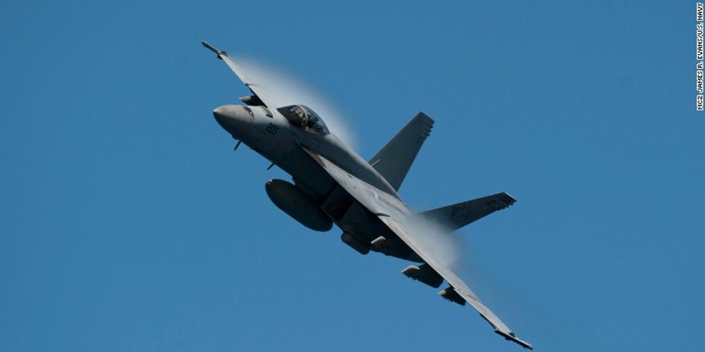 Συνετρίβη μαχητικό αεροσκάφος F-18 Super Hornet στην Καλιφόρνια