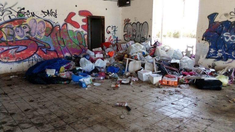Πρώην Αμερικάνικη βάση: Μια εικόνα- δυσφήμιση για την Κρήτη!