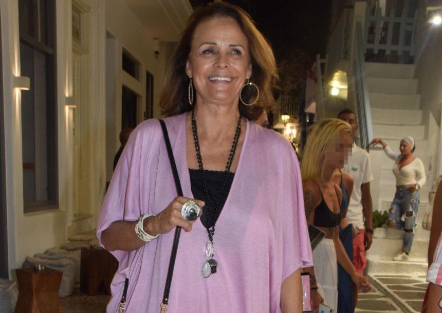 Κορίνα Τσοπέη: Η πρώην Μις Υφήλιος υποβλήθηκε σε χειρουργείο!