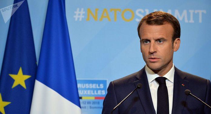 Γαλλία: Ο Μακρόν δημιουργεί στρατιωτική διοίκηση του Διαστήματος