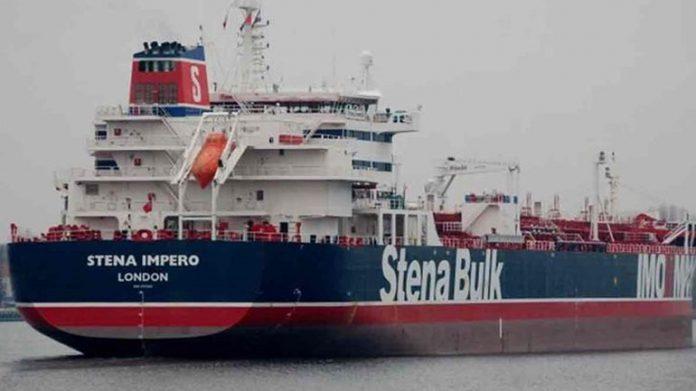 Βίντεο με την επίθεση των Ιρανών στο βρετανικό δεξαμενόπλοιο