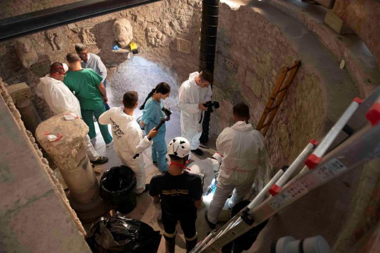 Βατικανό: Εξετάζονται οστά που ίσως ανήκουν σε έφηβη που αγνοείται από το 1983