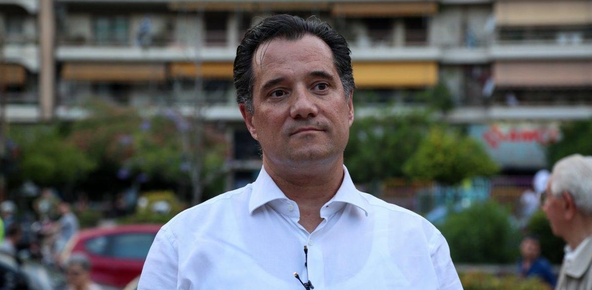 Νέα κυβέρνηση: «Θα εργαστώ σκληρά» – Το μήνυμα του Αδώνιδος Γεωργιάδη