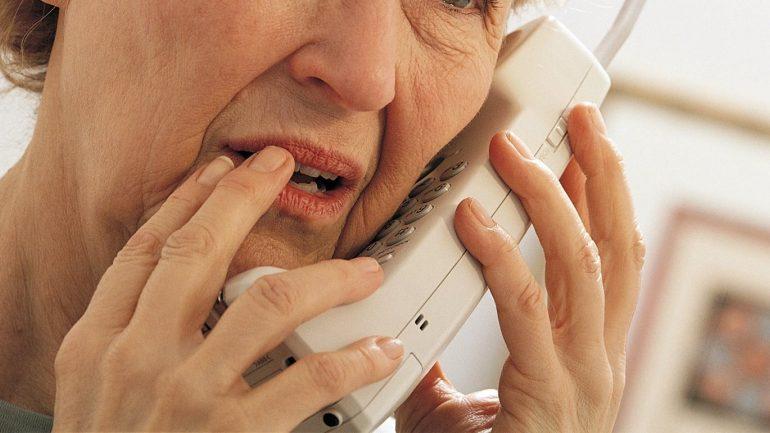 """Απολογείται για τις τηλεφωνικές απάτες – """"Δεν θα το ξανακάνω""""!"""