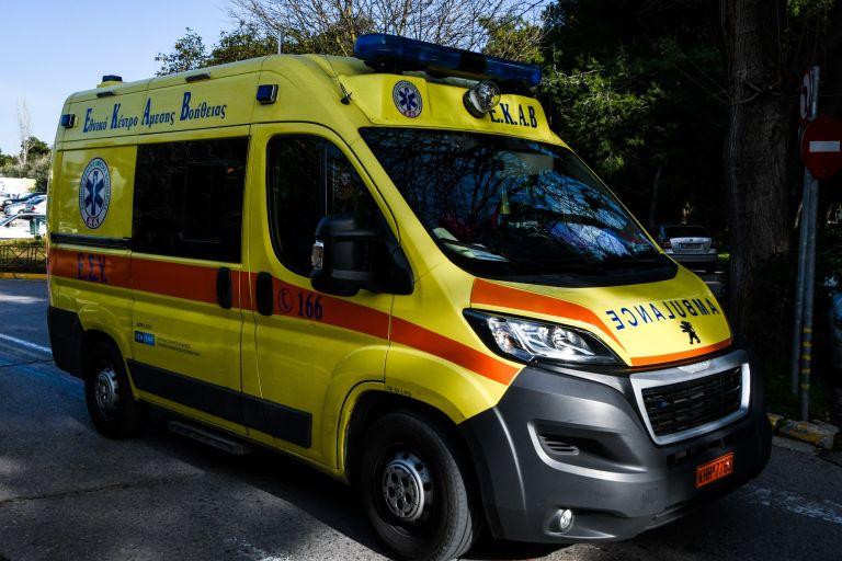 Τρίκαλα: Δύο τραυματίες μετά από έκρηξη