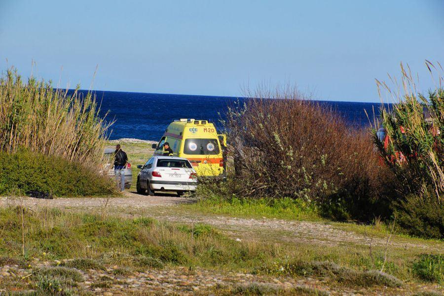 Νεκρός ανασύρθηκε 42χρονος στην παραλία της Φοινικούντας