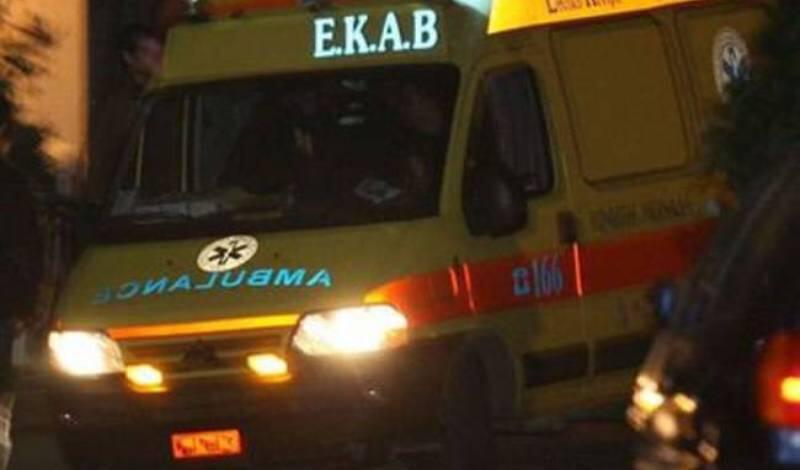 Τραγωδία στα Καμίνια: Μοτοσικλετιστής τραυματίστηκε θανάσιμα στην προσπάθειά του να αποφύγει ηλικιωμένο