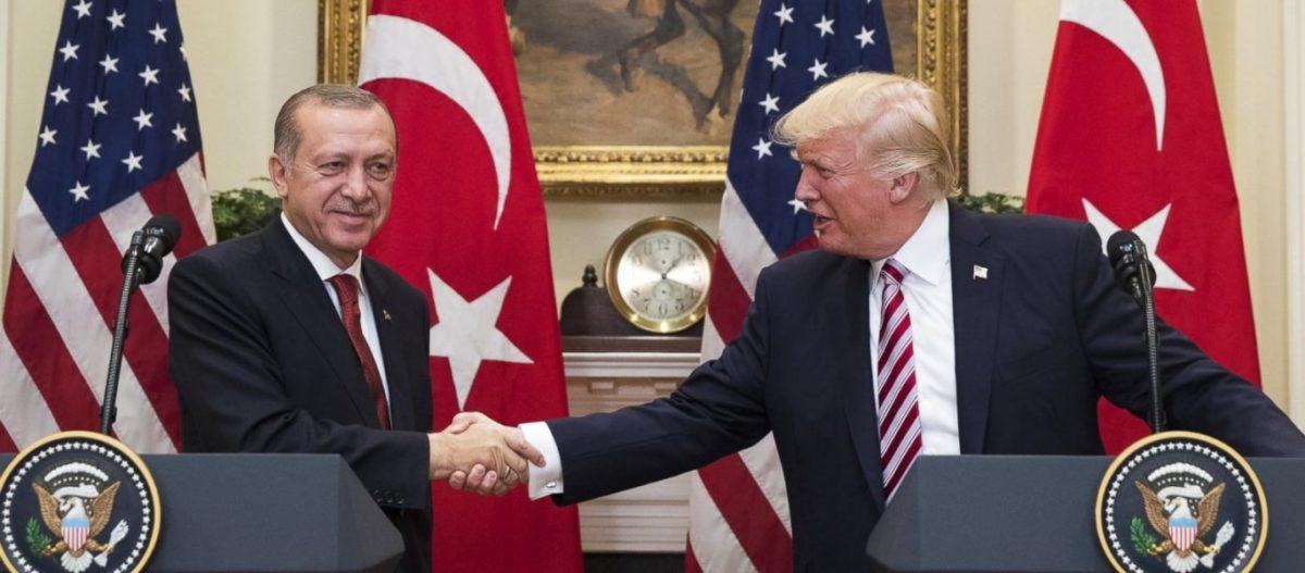 EKTAKTO- Ν.Τραμπ: «Δεν θα επιβάλλω κυρώσεις κατά της Τουρκίας – Κυριαρχικό της δικαίωμα η αγορά των S-400»