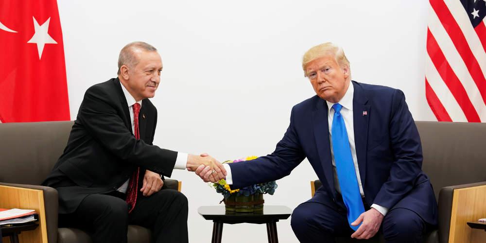 NBC: Ο Τραμπ δεν επιθυμεί να επιβάλει κυρώσεις στην Τουρκία για τους S-400