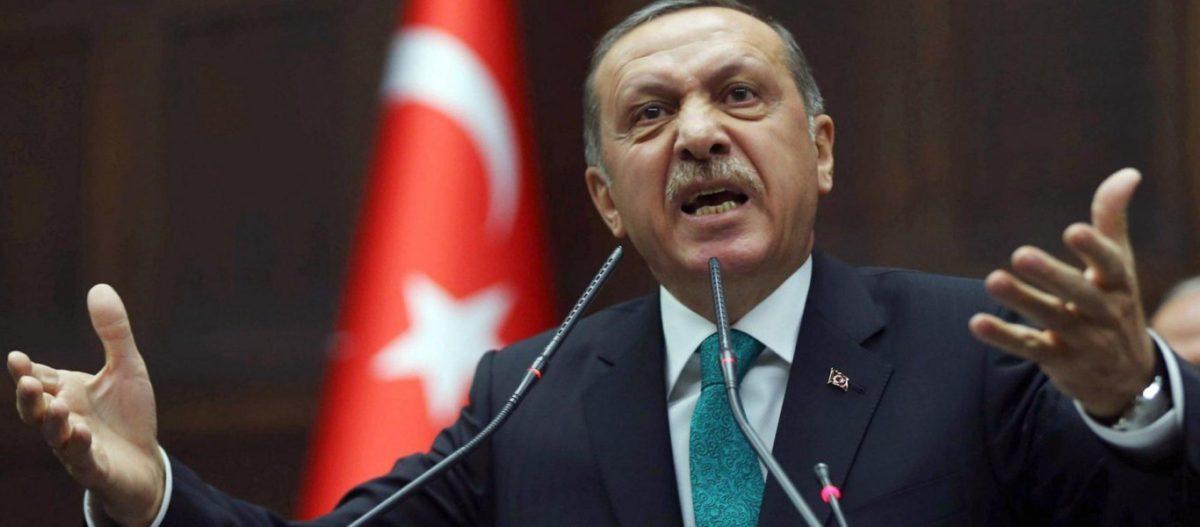 Η Αγκυρα «σήκωσε το γάντι»: «Οι σχέσεις μας με ΗΠΑ δεν θα παραμείνουν υγιείς» λέει ο Ρ.Τ.Ερντογάν