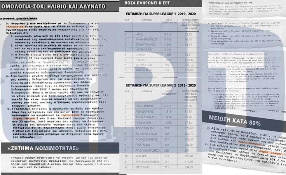 Το μεγάλο φαγοπότι της ΕΡΤ και η διαδρομή του χρήματος από τον ΣΥΡΙΖΑ ως τους… επιχειρηματίες