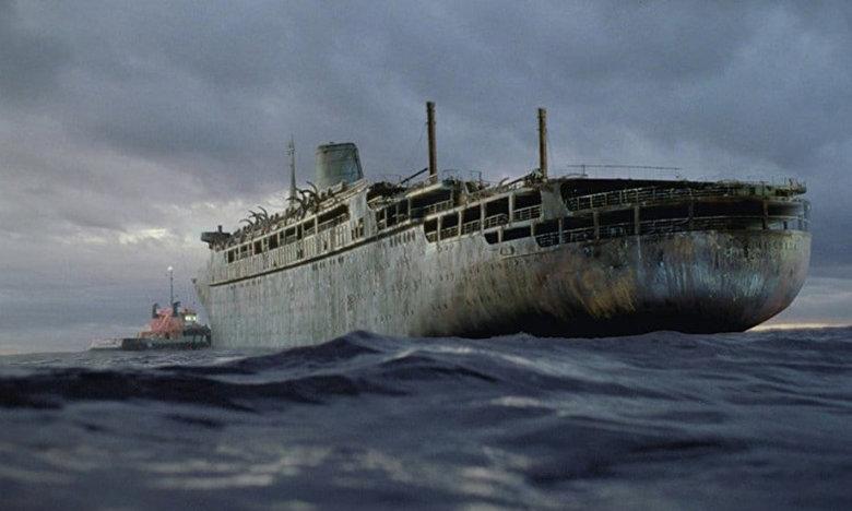Πλοίο φάντασμα… ξεπρόβαλε μετά από 120 χρόνια! (photos)