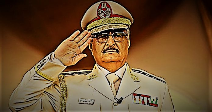 Σύντομα η κατάληψη της Τρίπολης, λέει ο στρατάρχης Χάφταρ
