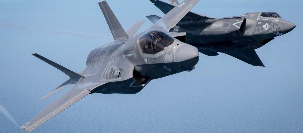 Tι αλλάζει στον σχεδιασμό της ΠΑ μετά το «πάγωμα» της παραλαβής των F-35 από την Τουρκία