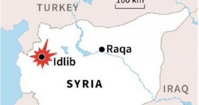 Νέες επιδρομές στην Ιντλίμπ με δεκάδες νεκρούς